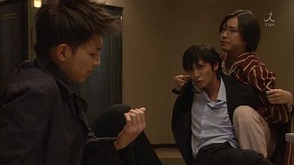 Zajlik az élet - Ojiro és Usa-tan